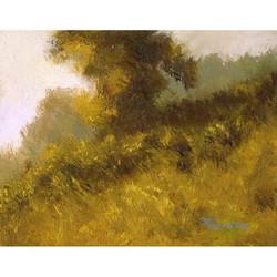 Zan Barrage - In the Wind (oil)