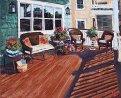 Renee Leopardi - Morning Shadows