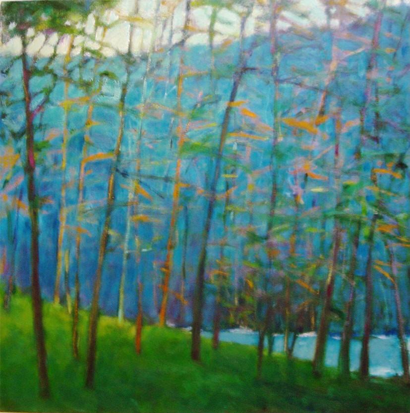 Ken Elliott - To the Blue Side of the Lake.jpg