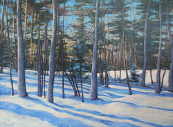 Cathy Lachance - Winter Day