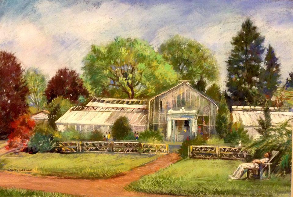 Carmen Corrigan - Wave Hill Green House