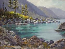 Donald Neff - Tahoe Inlet