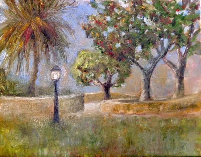 Annette D McGowan - Light at Lovers Point