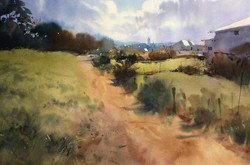 Sergei Kurbatov - Another Sunny Breton Landscape