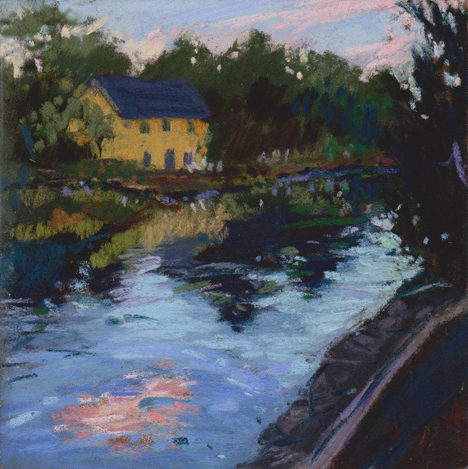 Kim Morin Weineck - Reflections