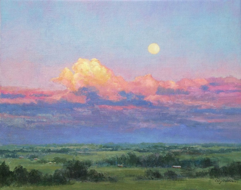 Cecy Turner - Moonrise Number Two