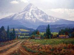 Donald Neff - Hood River Valley