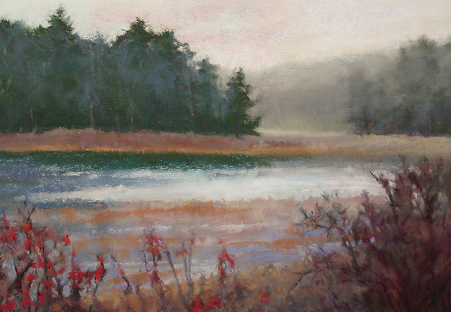 Suzanne deLesseps - Lifting Fog