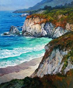 Donald Neff - Big Sur Cove
