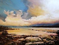 Roman Rocco Burgan - Coornagill Strand, Kenmare