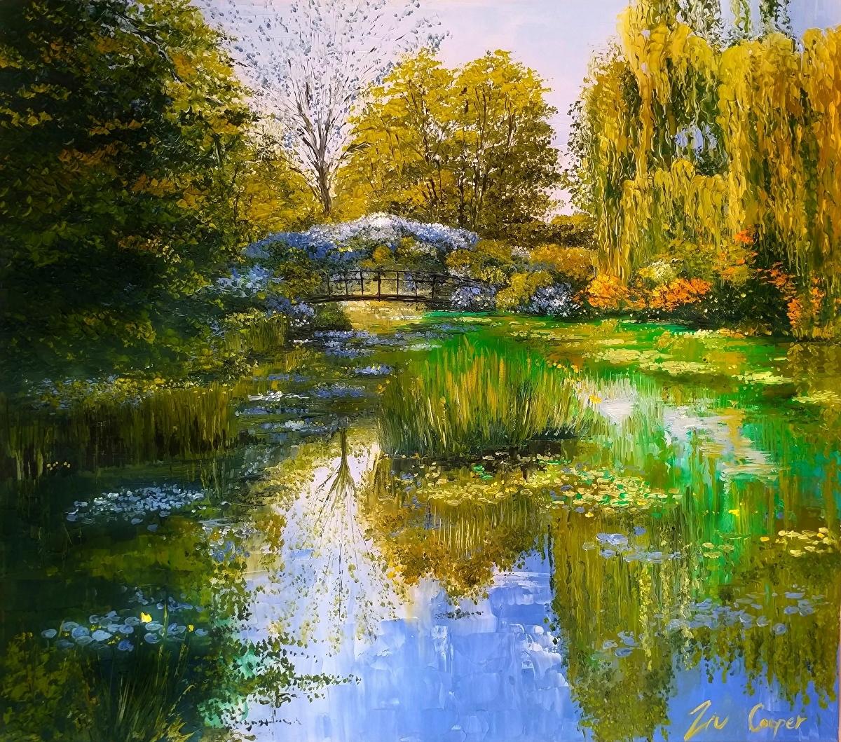 Ziv Cooper - Water Lilies