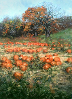 Danny O'Leary - Heaven Hill farm Pumpkins 2
