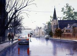 Joe Cartwright - Wet Day in Bathurst