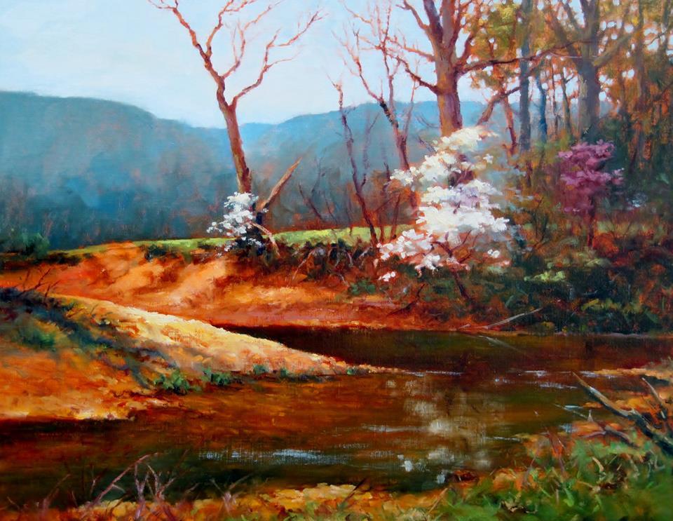 Bill Garrison - Creek Bend Dogwood.jpg