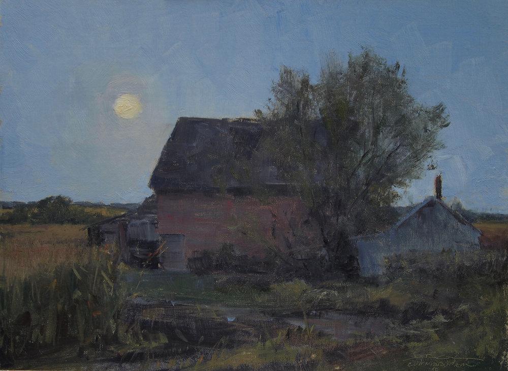 Joshua Cunningham - Harvest Moon