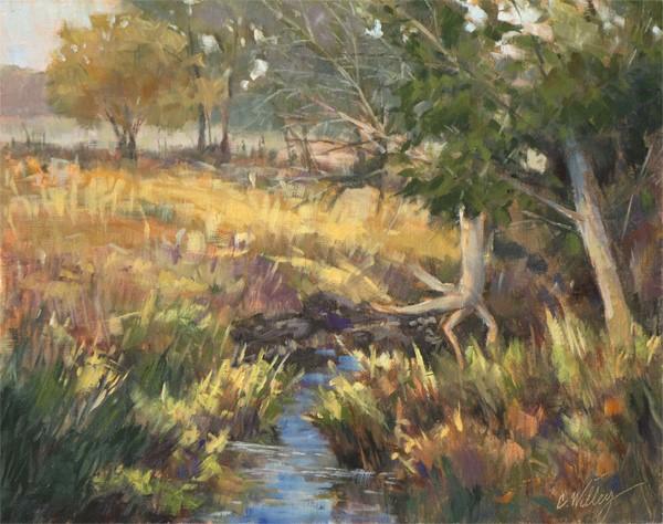 Chris Willey - Orange Grasses