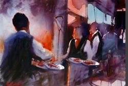 Alvaro Castagnet - Working Kitchen