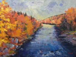 Holly Friesen - The River Rolls On