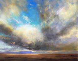 Sherri Cassell - Sky for Tuesday