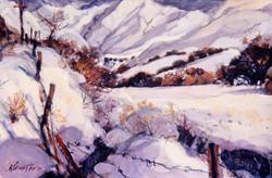 John Killmaster - Snows Above Lucky Peak