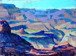 Jude Tolar - View from Lipan Point