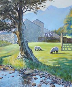 David Barber - Barns at Langdale