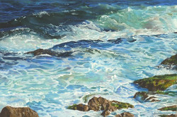 Dolores Saul - Turquoise Surf