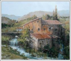Alex Perez - Houses in Vada village  (Liebana valley - Cantabria, Spain)