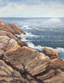 Dianna Anderson - Ogunquit Rocks