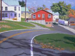 Curtis Eley - Round the Bend, Berkeley Springs, WV