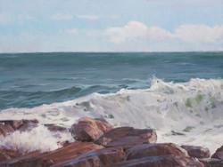 Karen Blackwood - Ocean Wave