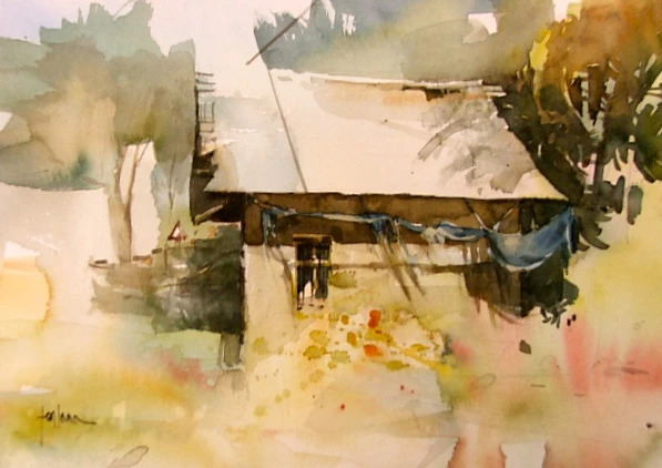 Francesco Fontana - Italian Barn