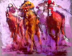 Aline Ordman - Hyannis Horseracing Demo
