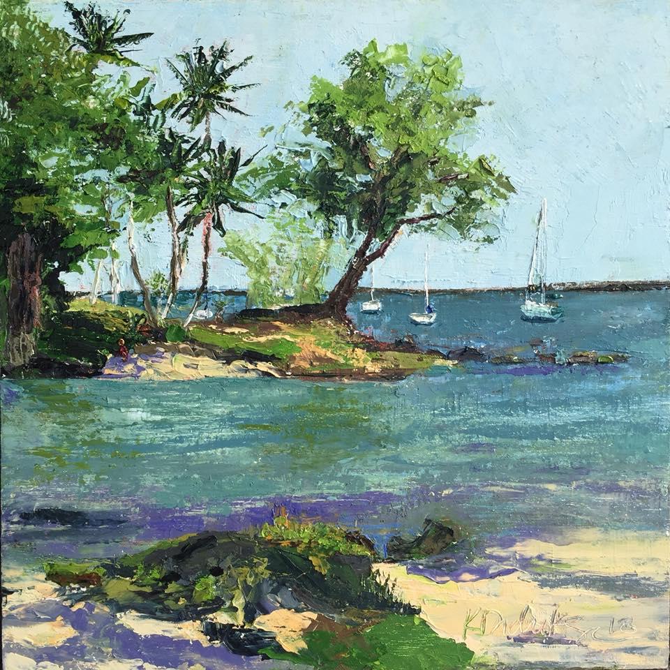Kayti Didriksen - Reed's Bay