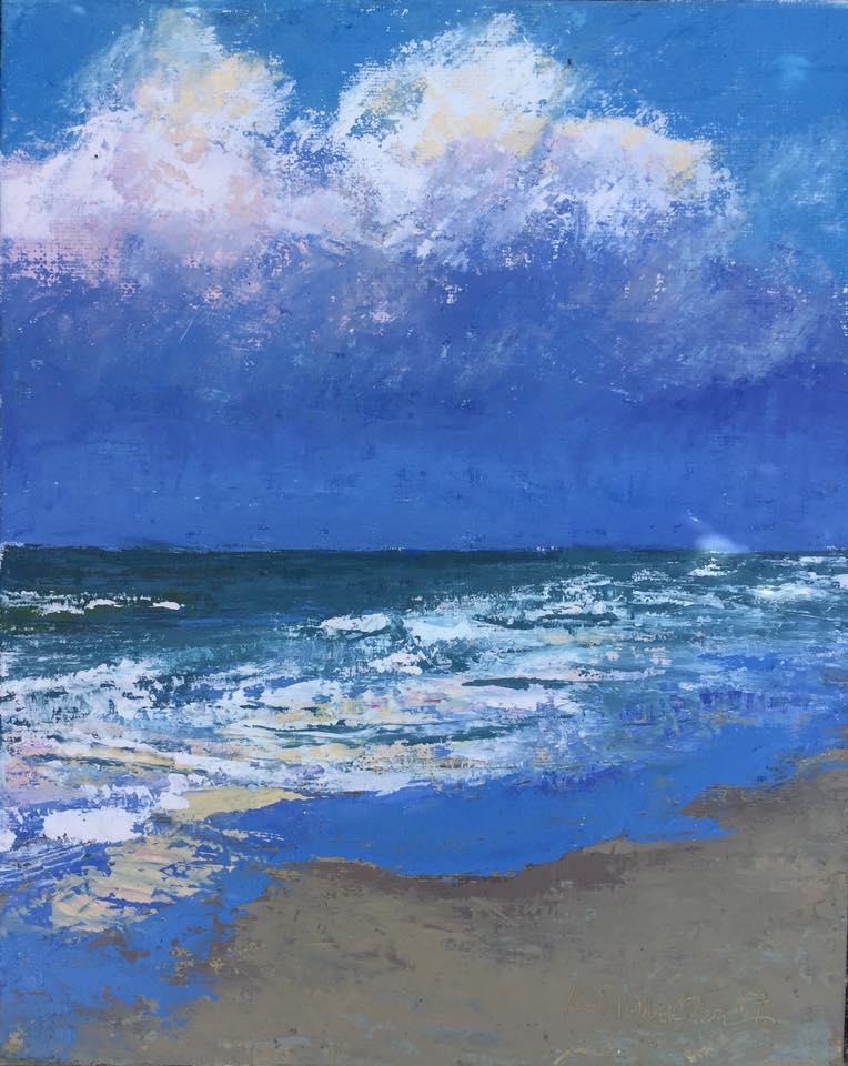 Kayti Didriksen - Surfside Beach