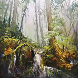 Linda Wilder - Old Forest