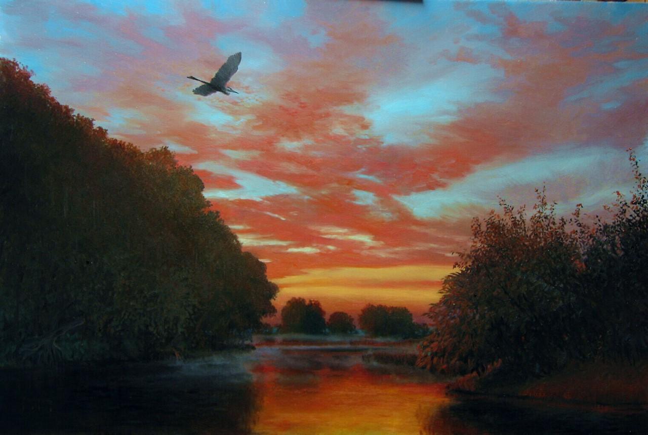 Paul W. Flury - Twilight