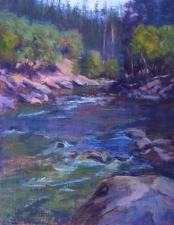 Linda Curtis - River Dance