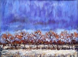 Kerry Nowak - Winter's First Breath