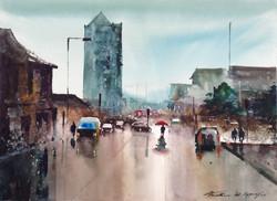 Jonathan Kwegyir Aggrey - Adabraka street