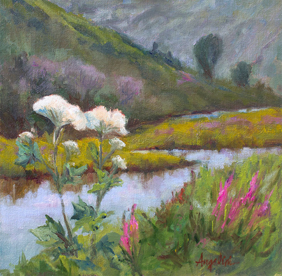 Nancy Angelini Crawford - Queen Anne's Lace
