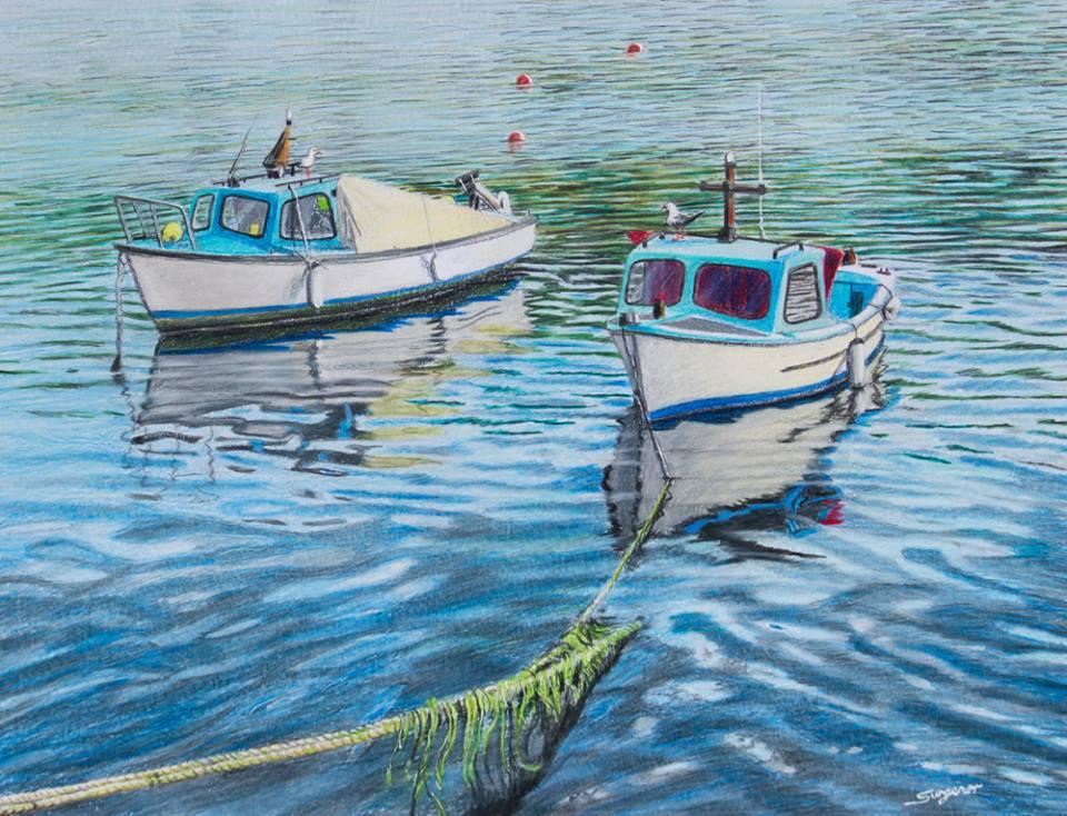 Freda Surgenor - Safe Harbour