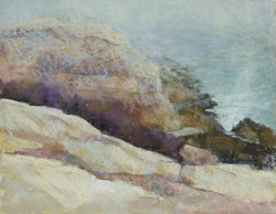Jane Penfield - East Rock, Morning Fog