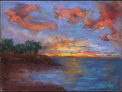 Suzanne Leslie - Sunset Ablaze