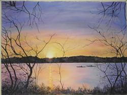 Liz McGee - Sunset Kayaking