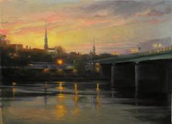 Olena Babak - Bangor Lights