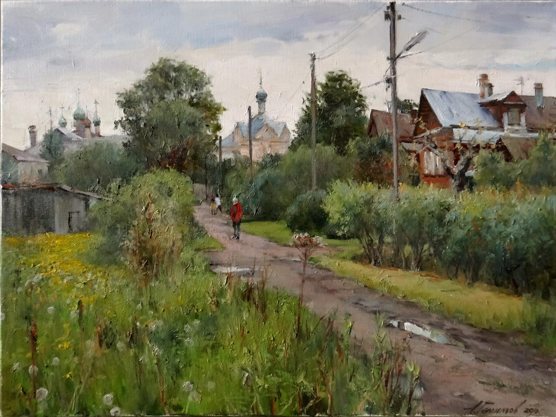 Azat Galimov - City Kashin, June