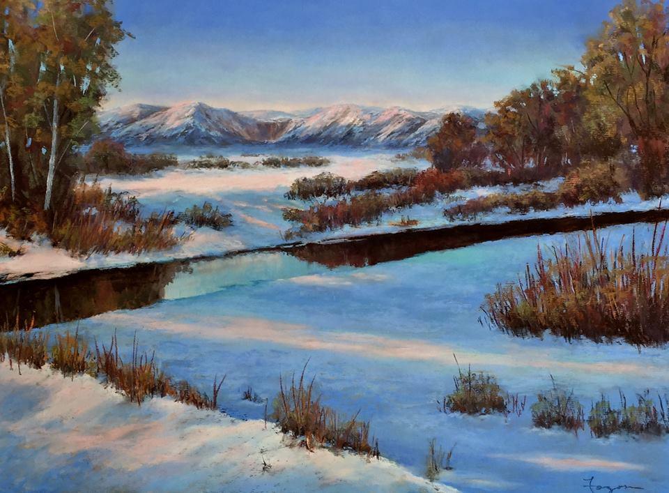 Candi Ferguson - Sunrise in the Sierras