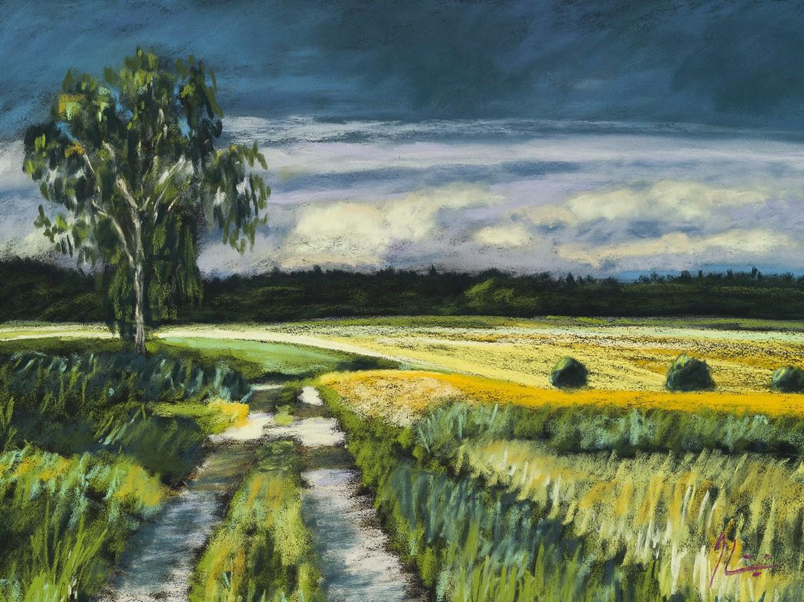 Pascal Gauthier - Old Road (Le Vieux Chemin)