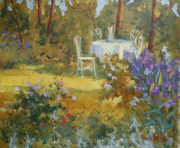 Connie Winters - Garden Picnic